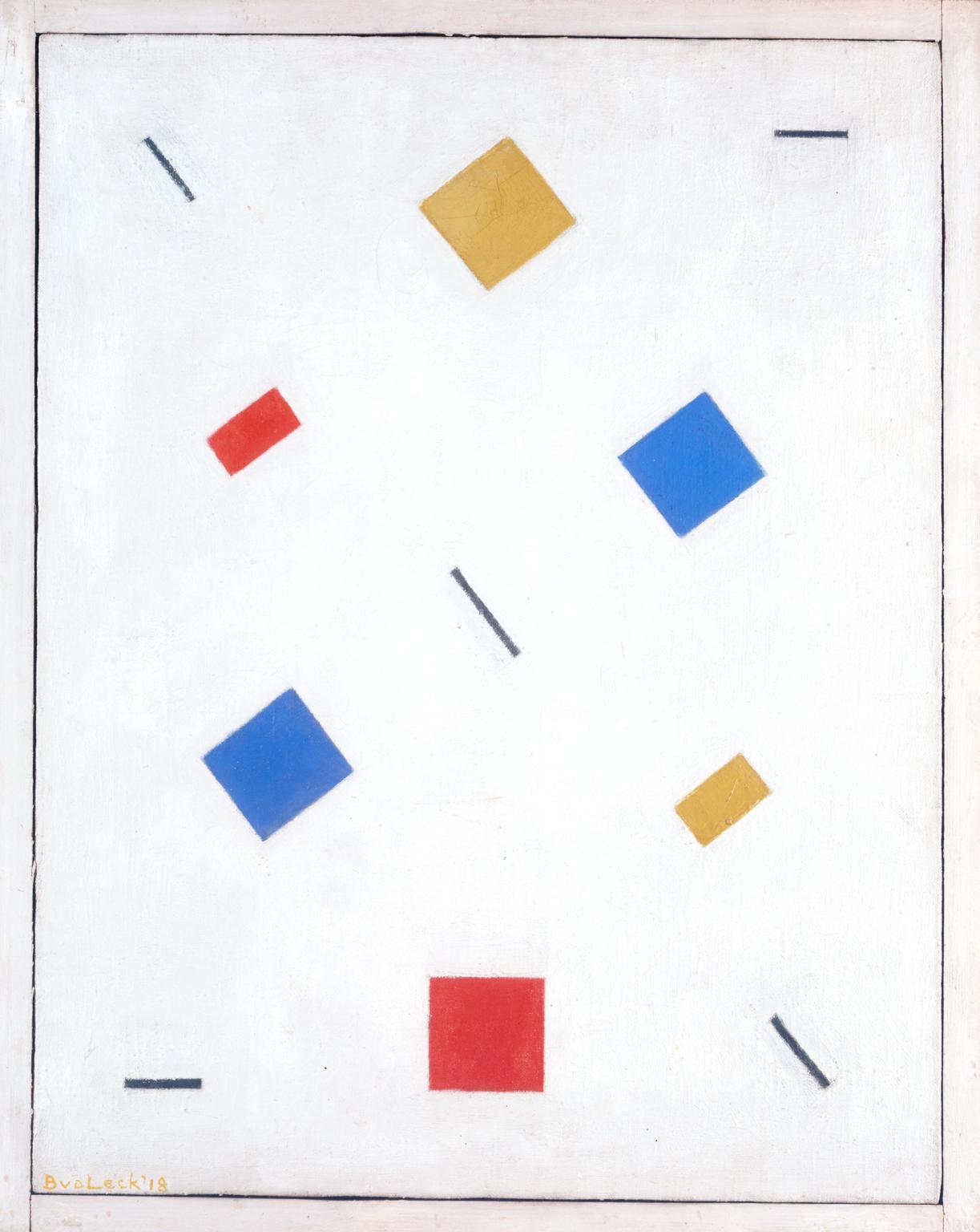 composition-1918-by-bart-van-der-leck-1876-1958